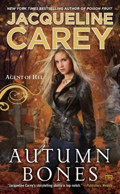 Autumn Bones By Carey, Jacqueline